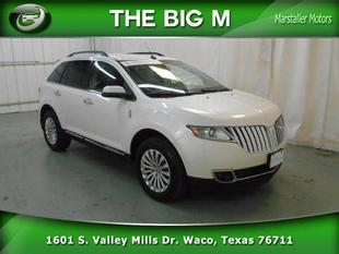 2011 Lincoln MKX Base SUV for sale in Waco for $25,987 with 33,161 miles.