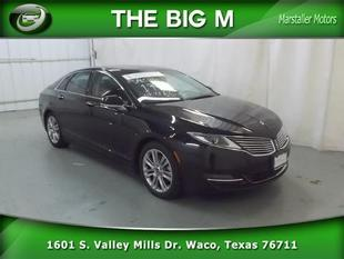 2013 Lincoln MKZ Base Sedan for sale in Waco for $30,498 with 31,558 miles.