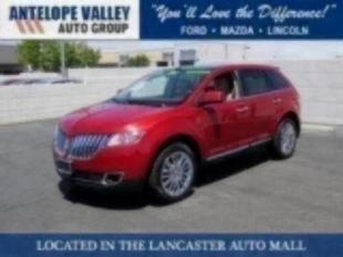 2011 Lincoln MKX Base SUV for sale in Lancaster for $24,433 with 46,932 miles.