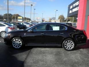 2014 Lincoln MKS Base Sedan for sale in Muscle Shoals for $27,491 with 7,158 miles.