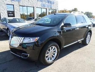 2014 Lincoln MKX Base SUV for sale in Dexter for $38,900 with 12,465 miles.
