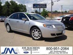 2011 Lincoln MKZ Base Sedan for sale in Jefferson City for $16,980 with 25,117 miles.