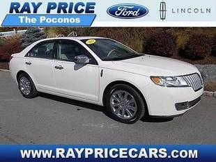 2012 Lincoln MKZ Base Sedan for sale in Stroudsburg for $22,588 with 19,859 miles.
