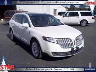 2012 Lincoln MKT EcoBoost Wagon for sale in Streator for $35,450 with 19,843 miles.