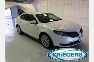 2013 Lincoln MKS Base Sedan for sale in Muscatine for $28,254 with 12,008 miles.