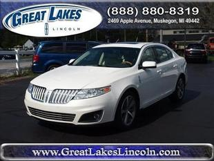 2011 Lincoln MKS Base Sedan for sale in Muskegon for $24,988 with 34,637 miles.