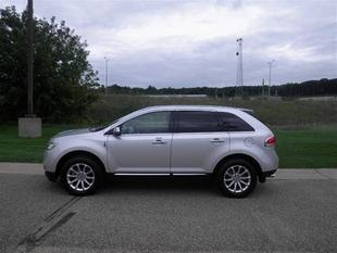 2013 Lincoln MKX Base SUV for sale in Eau Claire for $35,210 with 23,000 miles.