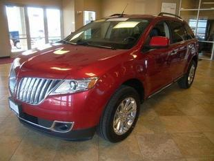 2011 Lincoln MKX Base SUV for sale in Helena for $29,981 with 41,062 miles.