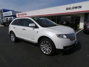 2011 Lincoln MKX Base SUV for sale in Poplar Bluff for $33,950 with 41,479 miles.