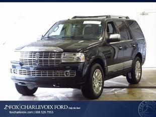 2012 Lincoln Navigator Base SUV for sale in Charlevoix for $38,991 with 46,044 miles.