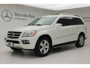 2011 Mercedes-Benz GL-Class GL450 SUV for sale in Huntington for $43,991 with 44,209 miles.