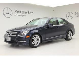 2012 Mercedes-Benz C-Class C300 Sedan for sale in Huntington for $27,991 with 30,131 miles.
