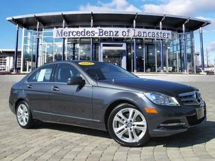 2013 Mercedes-Benz C-Class C300 Sedan for sale in East Petersburg for $30,900 with 22,828 miles.