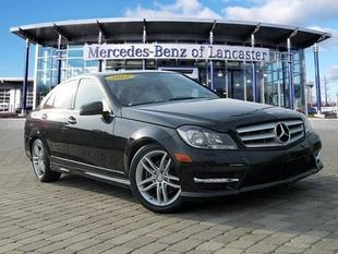 2012 Mercedes-Benz C-Class C300 Sedan for sale in East Petersburg for $27,500 with 23,175 miles.