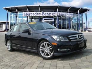 2012 Mercedes-Benz C-Class C300 Sedan for sale in East Petersburg for $29,000 with 23,246 miles.