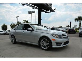 2013 Mercedes-Benz C-Class C250 Sedan for sale in Myrtle Beach for $29,585 with 14,428 miles.