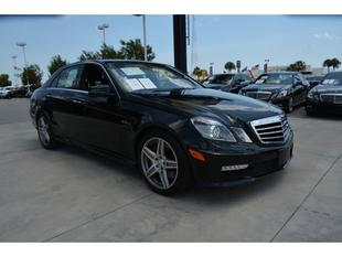 2011 Mercedes-Benz E-Class E63 AMG Sedan for sale in Myrtle Beach for $53,778 with 36,877 miles.