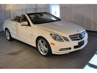 2012 Mercedes-Benz E-Class E350 Convertible for sale in Wilmington for $45,995 with 31,641 miles.
