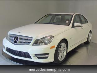 2012 Mercedes-Benz C-Class C250 Sedan for sale in Memphis for $31,999 with 23,636 miles.