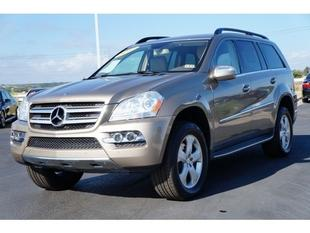 2010 Mercedes-Benz GL-Class GL450 4MATIC SUV for sale in Georgetown for $37,995 with 42,651 miles.