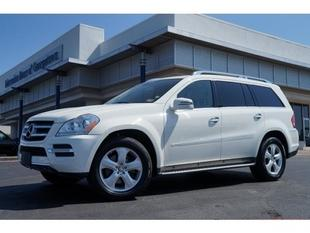 2012 Mercedes-Benz GL-Class SUV for sale in Georgetown for $47,981 with 40,339 miles.