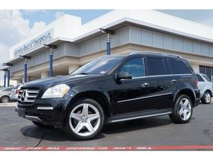 2012 Mercedes-Benz GL-Class SUV for sale in Georgetown for $52,982 with 49,297 miles.