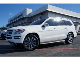 2014 Mercedes-Benz GL-Class GL450 4MATIC SUV for sale in Georgetown for $68,981 with 18,901 miles.