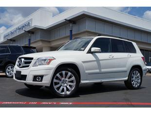 2011 Mercedes-Benz GLK-Class GLK350 SUV for sale in Georgetown for $27,981 with 55,897 miles.