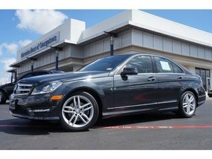 2013 Mercedes-Benz C-Class C250 Sedan for sale in Georgetown for $34,981 with 19,931 miles.