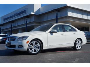 2010 Mercedes-Benz C-Class C300 Sedan for sale in Georgetown for $21,982 with 57,010 miles.