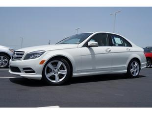 2011 Mercedes-Benz C-Class C300 Sedan for sale in Georgetown for $26,982 with 37,904 miles.