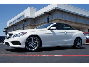 2014 Mercedes-Benz E-Class E550 Convertible for sale in Georgetown for $71,982 with 210 miles.