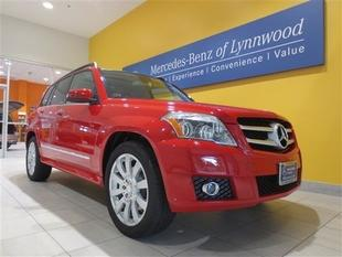 2012 Mercedes-Benz GLK-Class GLK350 SUV for sale in Lynnwood for $36,995 with 23,766 miles.