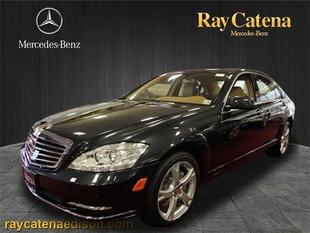 2011 Mercedes-Benz S-Class S550 Sedan for sale in Edison for $56,895 with 27,729 miles.