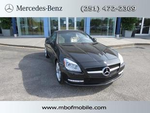 2012 Mercedes-Benz SLK-Class SLK350 Convertible for sale in Mobile for $44,899 with 23,146 miles.