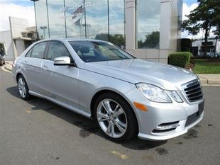 2013 Mercedes-Benz E-Class E350 Sedan for sale in Charlotte for $41,990 with 19,524 miles.