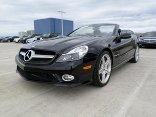 2011 Mercedes-Benz SL-Class SL550 Convertible for sale in North Palm Beach for $61,267 with 17,019 miles.