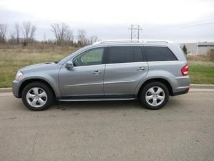 2011 Mercedes-Benz GL-Class GL450 SUV for sale in Appleton for $39,990 with 51,115 miles.