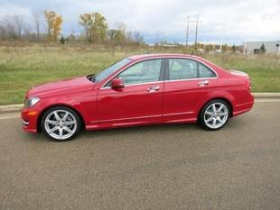 2013 Mercedes-Benz C-Class C300 Sedan for sale in Appleton for $32,990 with 5,946 miles.