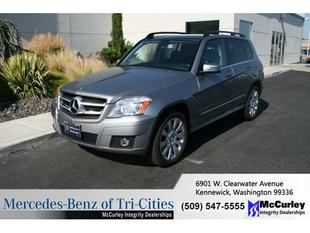 2012 Mercedes-Benz GLK-Class GLK350 SUV for sale in Kennewick for $38,933 with 23,453 miles.