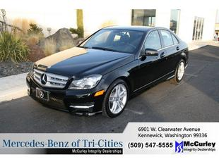 2013 Mercedes-Benz C-Class C300 Sedan for sale in Kennewick for $34,933 with 9,444 miles.