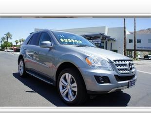 2011 Mercedes-Benz M-Class ML350 SUV for sale in Palm Springs for $35,900 with 35,900 miles.