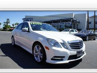 2013 Mercedes-Benz E-Class E350 Sedan for sale in Palm Springs for $43,900 with 22,268 miles.