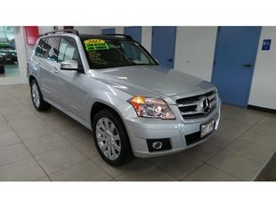2012 Mercedes-Benz GLK-Class GLK350 SUV for sale in Honolulu for $35,000 with 18,762 miles.