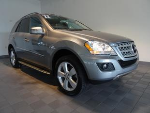 2011 Mercedes-Benz M-Class ML350 SUV for sale in Mechanicsburg for $32,991 with 45,732 miles.