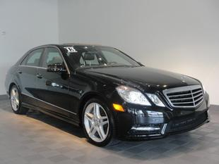 2013 Mercedes-Benz E-Class E550 Sedan for sale in Mechanicsburg for $49,991 with 32,135 miles.