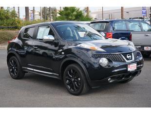 2012 Nissan Juke SUV for sale in Corona for $21,988 with 25,120 miles.