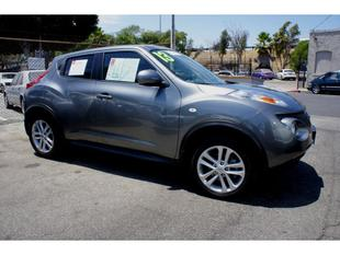 2013 Nissan Juke SV SUV for sale in Los Angeles for $21,999 with 5,883 miles.