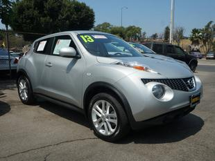 2013 Nissan Juke SV SUV for sale in Los Angeles for $23,999 with 5,347 miles.