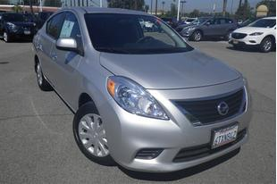 2012 Nissan Versa 1.6 SV Sedan for sale in Riverside for $13,888 with 10,957 miles.